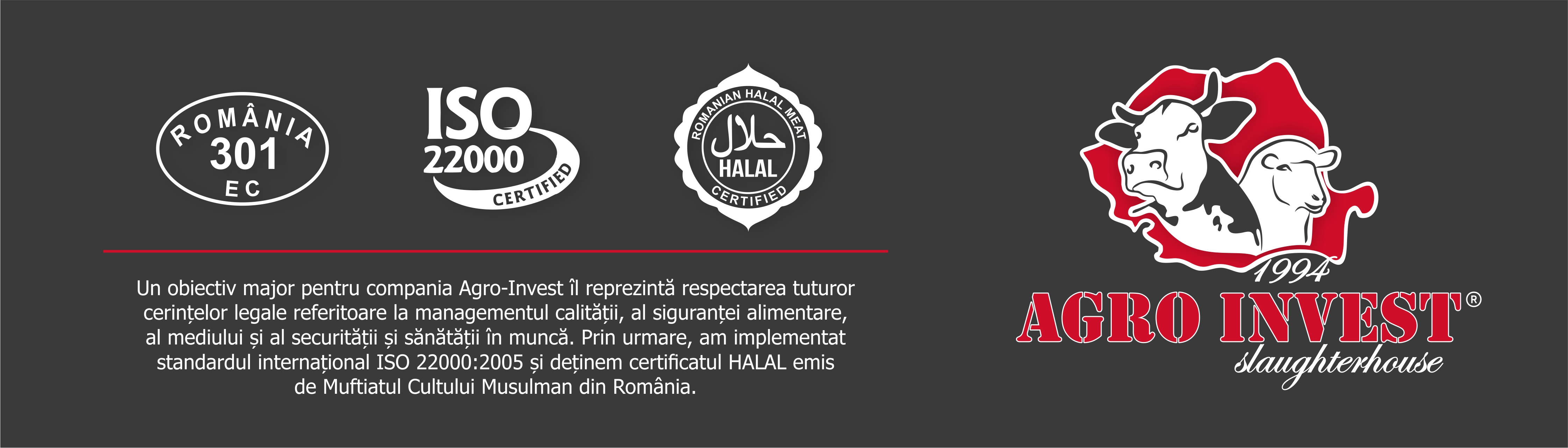Certificate + Text - HALAL modificat